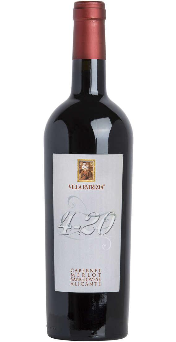 4 – 20 Toscana Rosso 2009