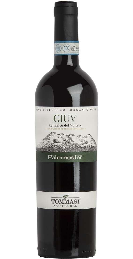 """Aglianico del Vulture """"GIUV """" DOC BIO"""