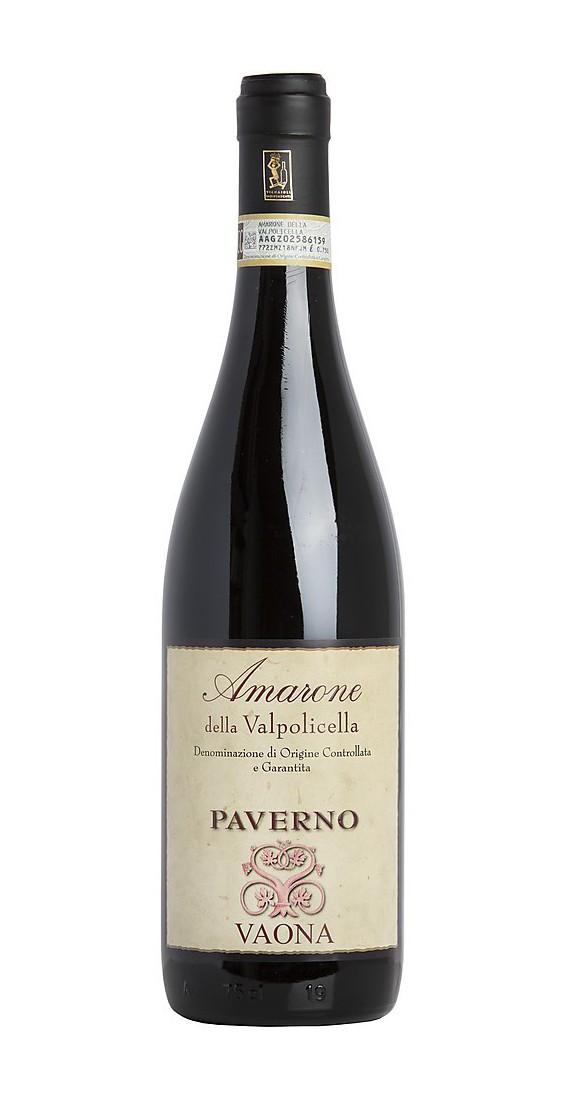 "Amarone Classico Docg 2012 ""Paverno"""