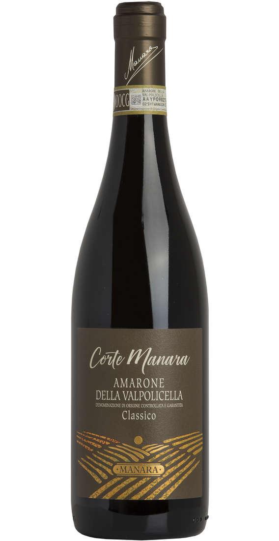 """Amarone della Valpolicella """"Corte Manara"""" DOC"""