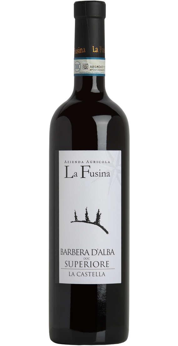 """Barbera d'Alba Superiore """"La Castella"""" DOC"""