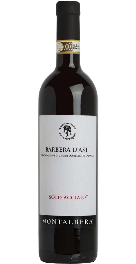 """Barbera d'Asti """"SOLO ACCIAIO"""" DOCG"""