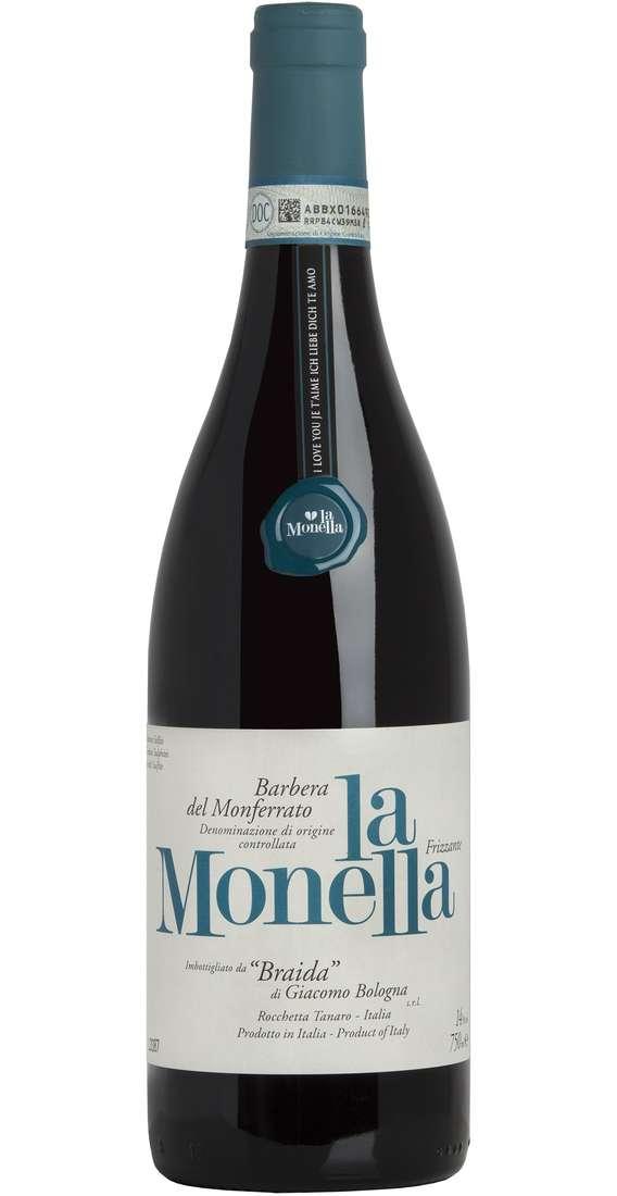 """Barbera del Monferrato """"La Monella"""" Frizzante DOC"""