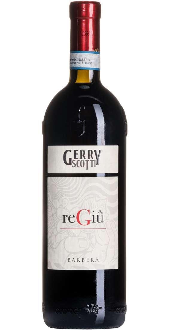 """Barbera REGIU' """"GERRY SCOTTI"""" DOC"""