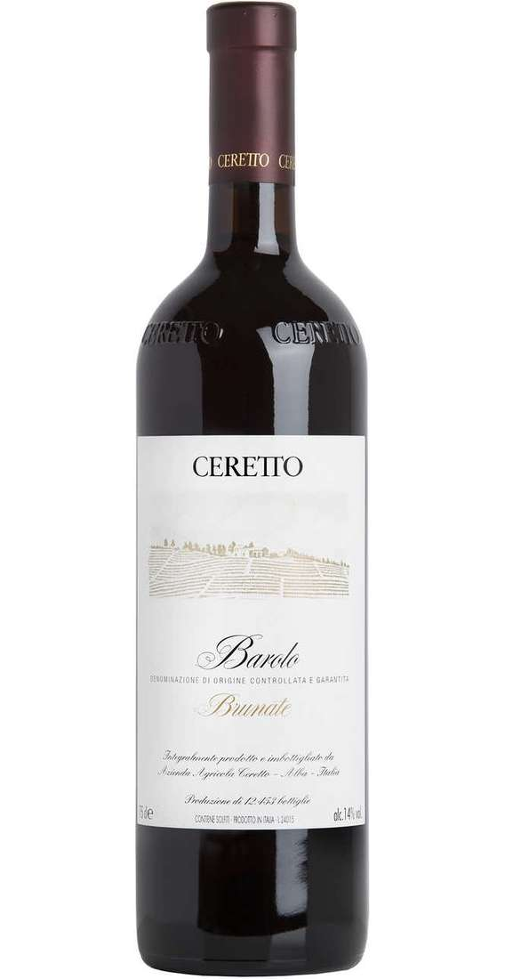 "Barolo ""BRUNATE"" DOCG"