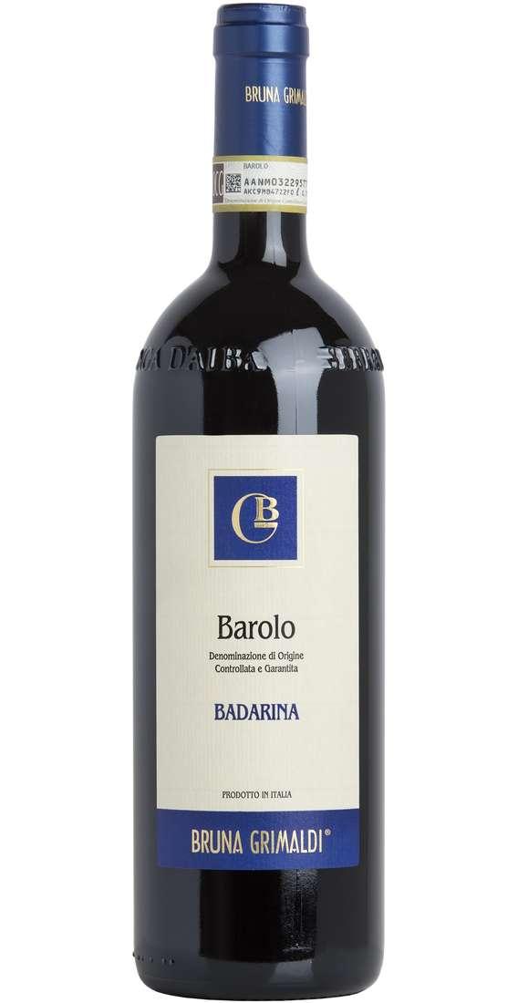 "Barolo DOCG 2012 ""Badarina"""