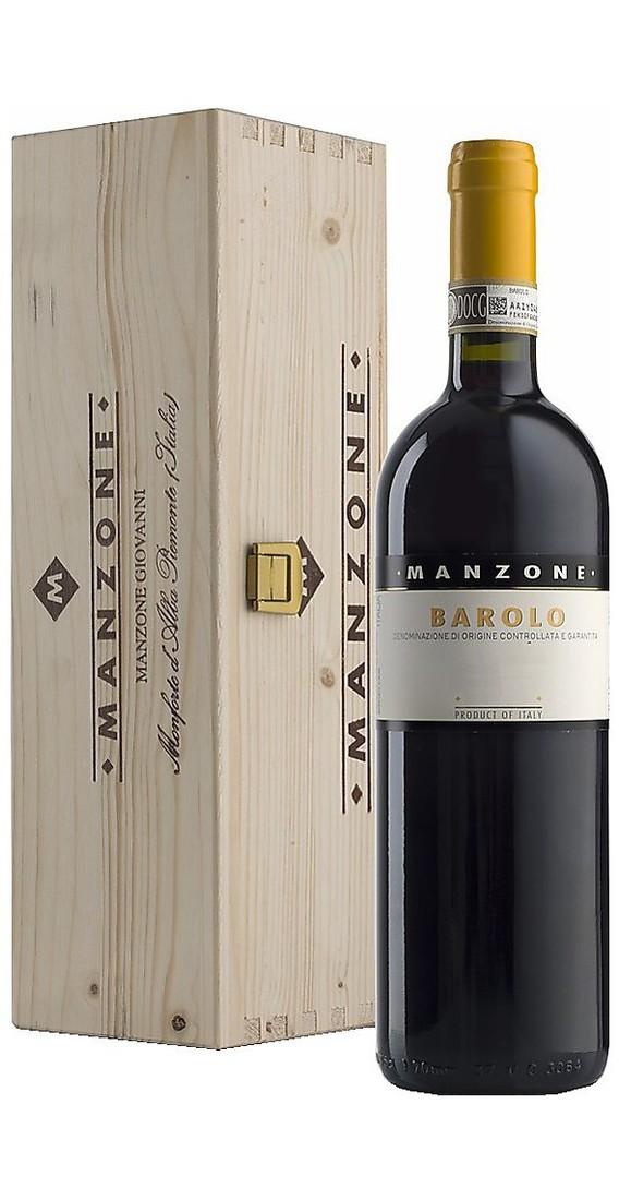 """Barolo DOCG 2012 """"Castelletto"""" In Cassa di legno"""