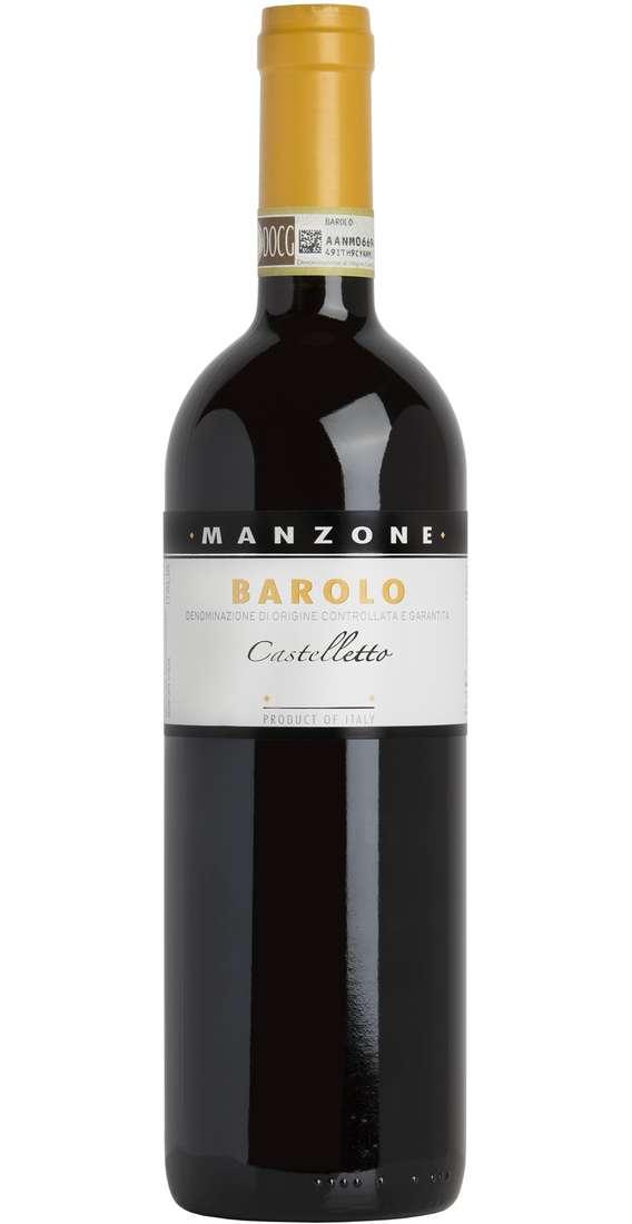 """Barolo DOCG 2012 """"Castelletto"""""""