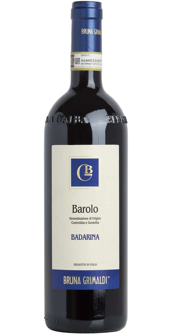 "Barolo DOCG 2015 ""Badarina"""