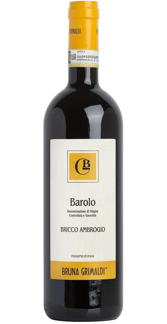 "Barolo DOCG 2017 ""Bricco Ambrogio"""