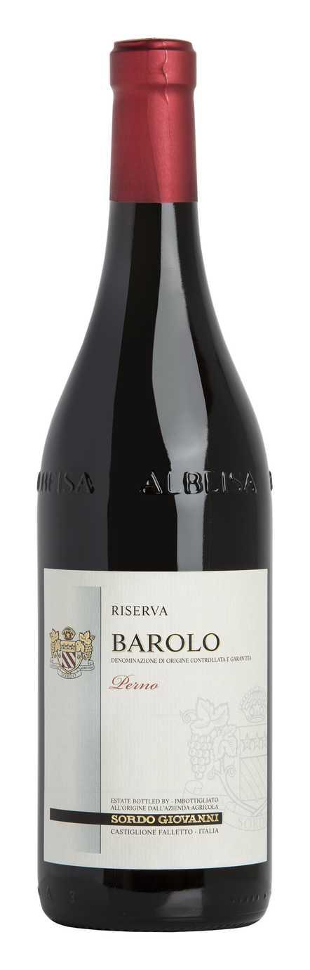 Barolo riserva 2001