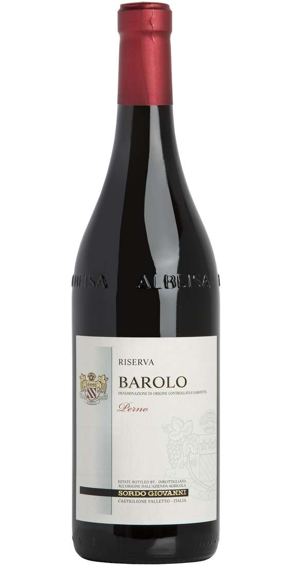 """Barolo RISERVA 2004 """"PERNO"""" DOCG"""