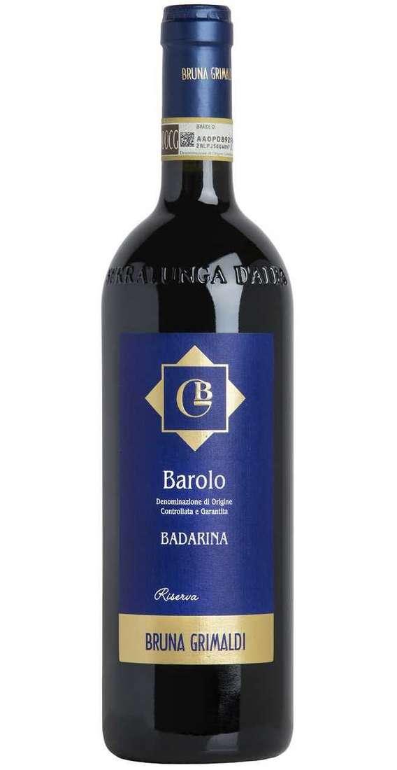 "Barolo Riserva DOCG 2011 ""Badarina"""