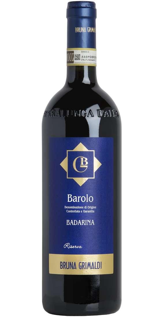 "Barolo Riserva DOCG 2012 ""Badarina"""