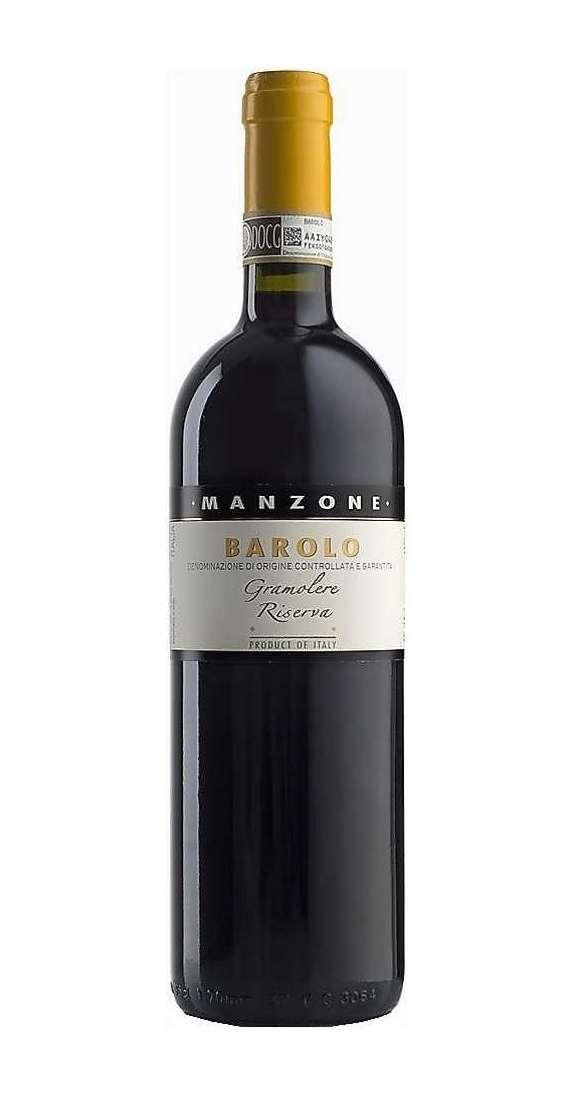 """Barolo RISERVA DOCG 2013 """"Gramolere"""""""