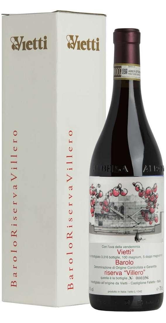 "Barolo RISERVA ""Villero"" 2012 DOCG Astucciato"