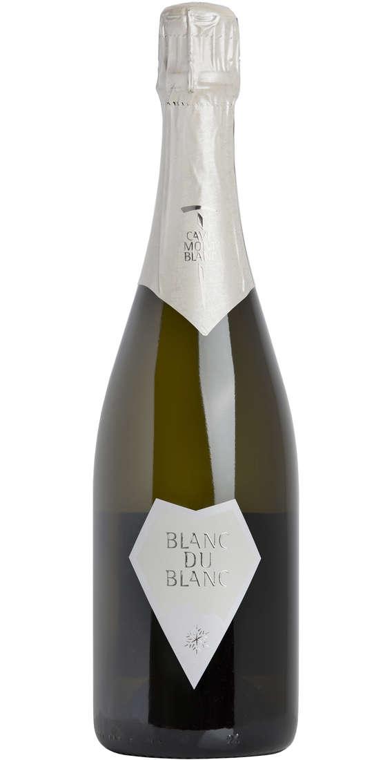 """Blanc de Morgex et de la Salle Brut Metodo Classico """"Blanc Du Blanc"""" DOC"""