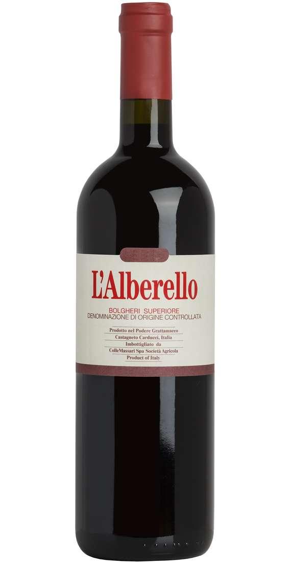 """Bolgheri Rosso Superiore """"L'Alberello"""" DOC"""