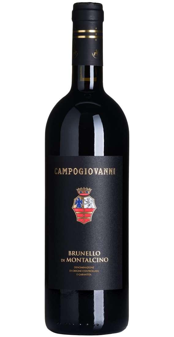 """Brunello di Montalcino 2015 """"CAMPOGIOVANNI"""" DOCG"""