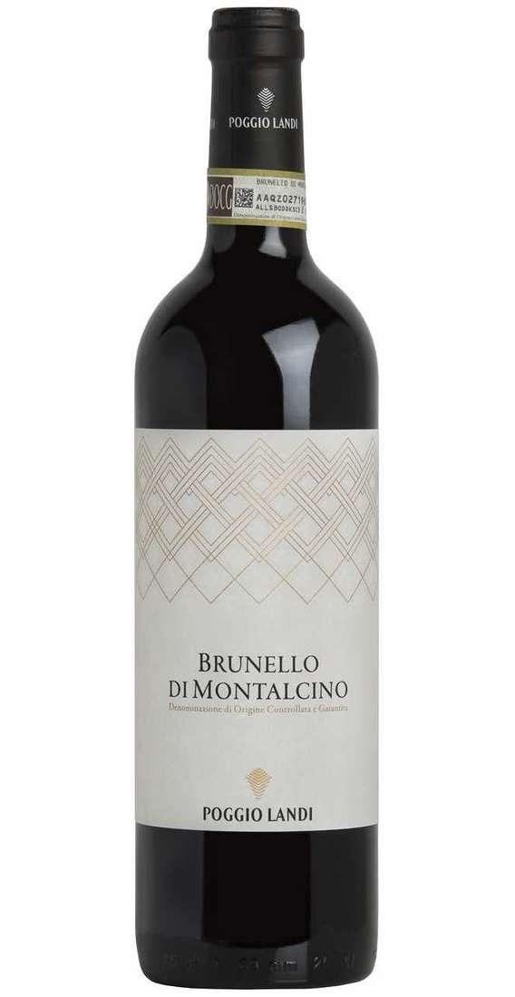 """Brunello di Montalcino 2016 """"Poggio Landi"""" DOCG"""