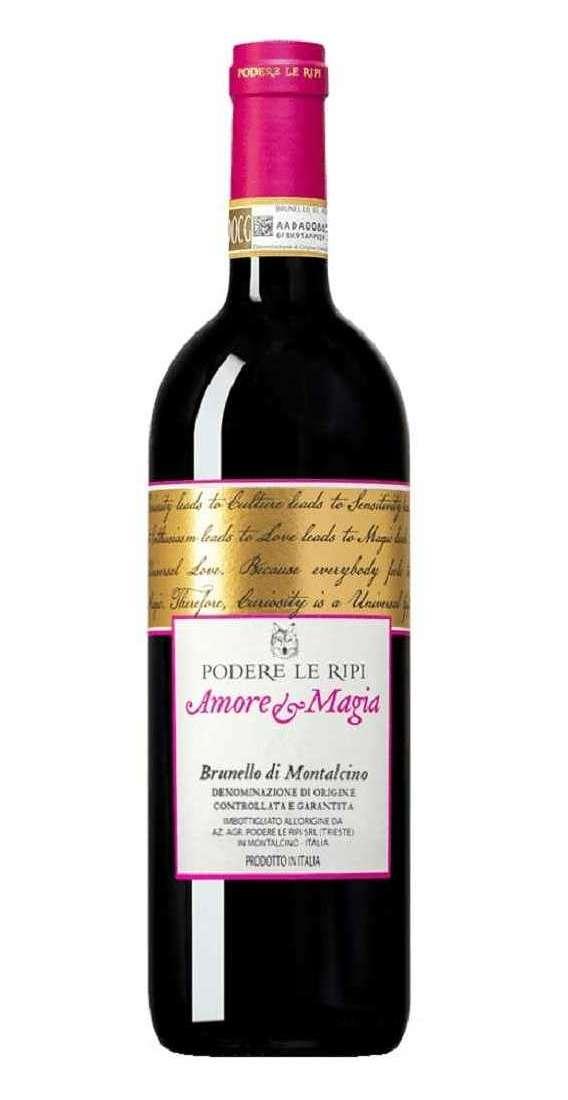 """Brunello di Montalcino """"Amore e Magia"""" 2016 DOCG"""