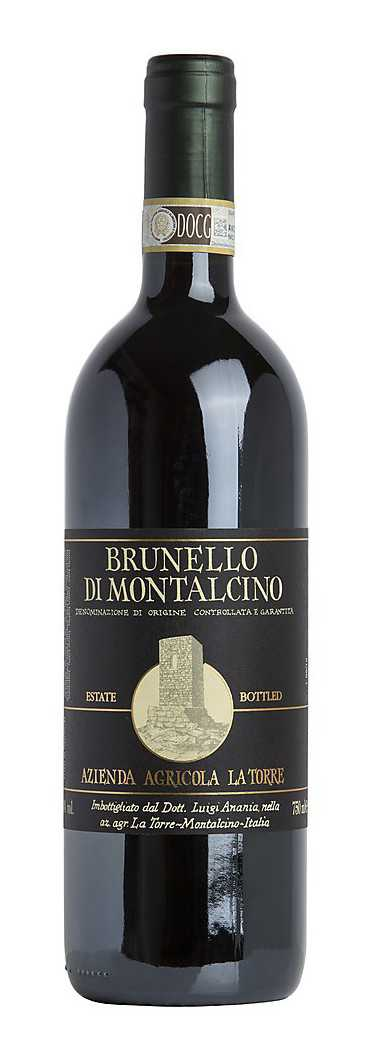 Brunello di montalcino docg 2012