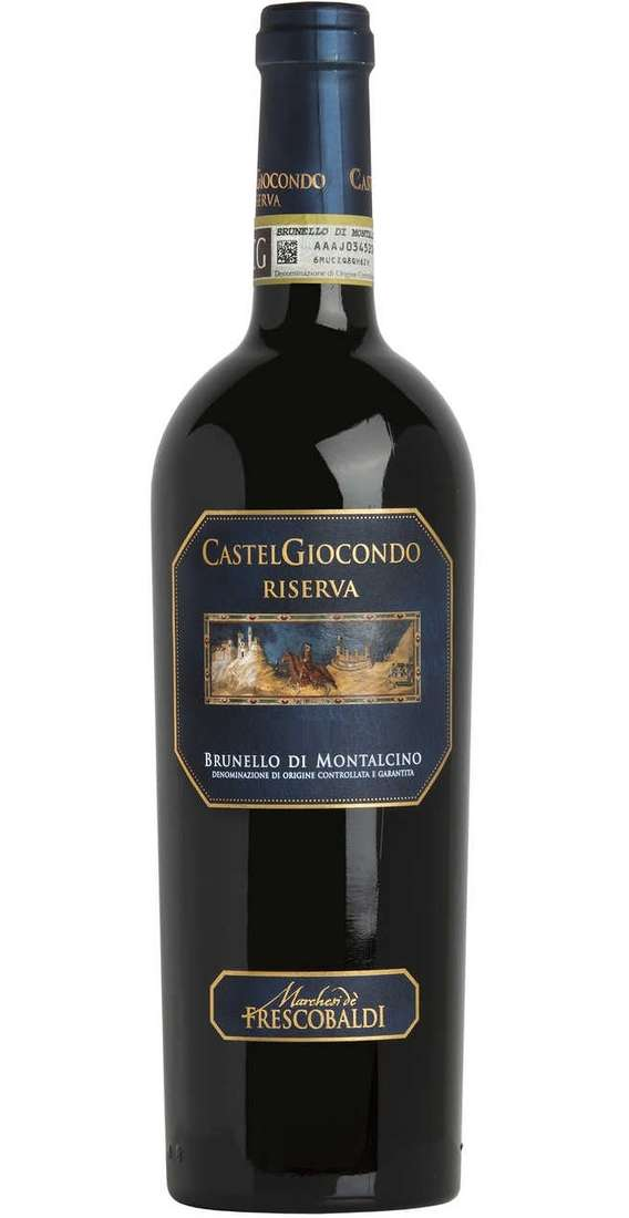 """Brunello di Montalcino RISERVA 2006 """"CASTELGIOCONDO"""" DOCG"""