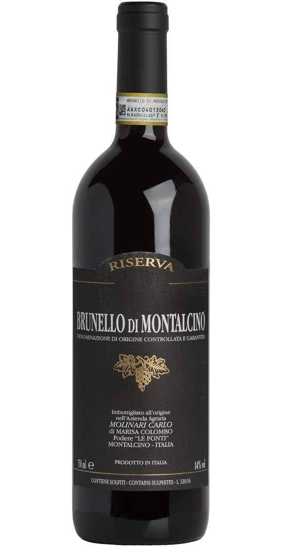 Brunello di Montalcino RISERVA 2012 DOCG