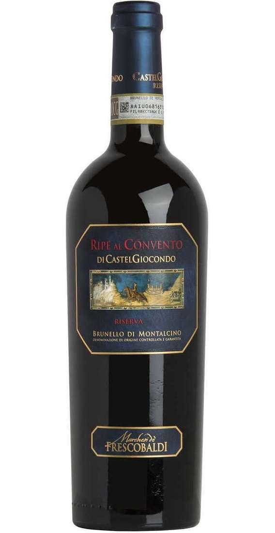 """Brunello di Montalcino RISERVA """"RIPE AL CONVENTO"""" 2013 DOCG"""