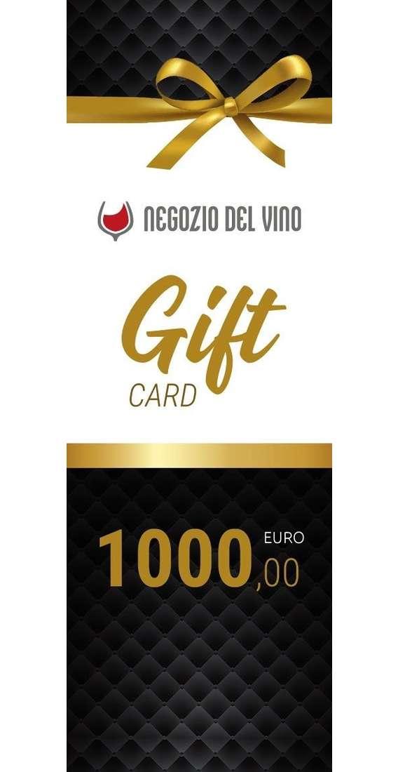 Buono Regalo 1000€