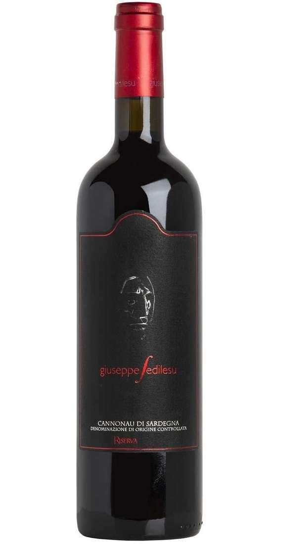 """Cannonau di Sardegna """"Giuseppe Sedilesu"""" Riserva DOC 2010"""
