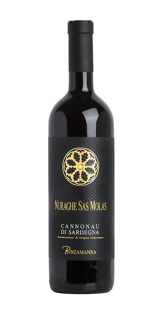 "Cannonau di Sardegna RISERVA ""Nuraghe Sas Molas"""