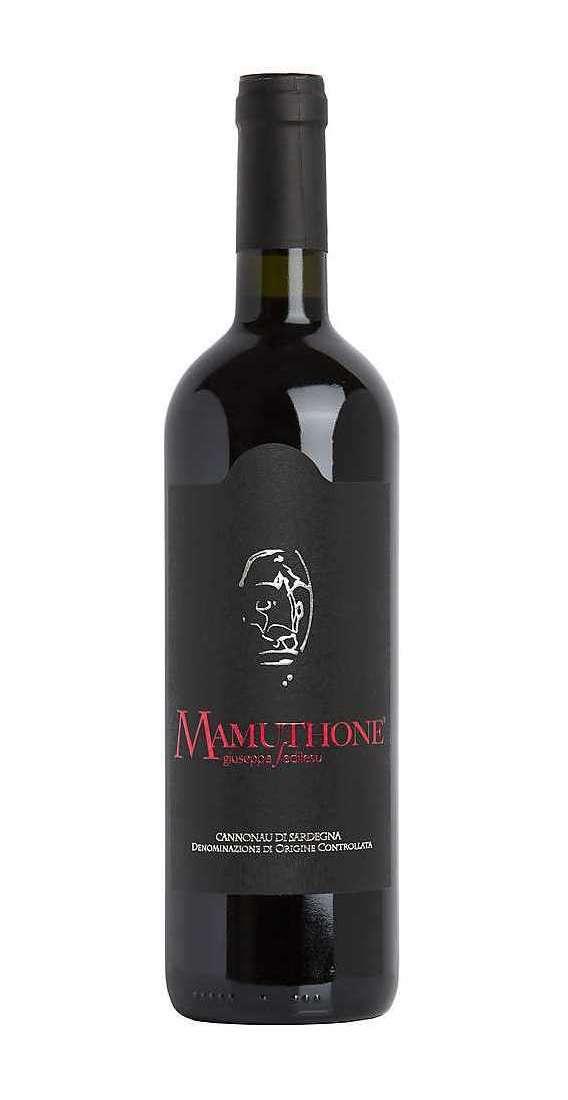"Cannonau ""Mamuthone"" Doc 2014 BIO"