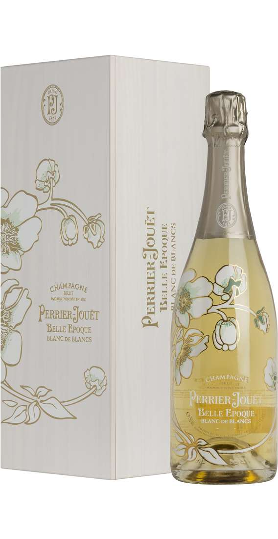 Champagne BELLE EPOQUE BLANC DE BLANCS in cassa di legno