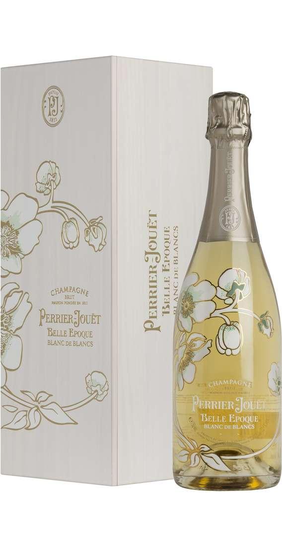 Champagne BELLE EPOQUE BLANC DE BLANCS in Cassa Legno