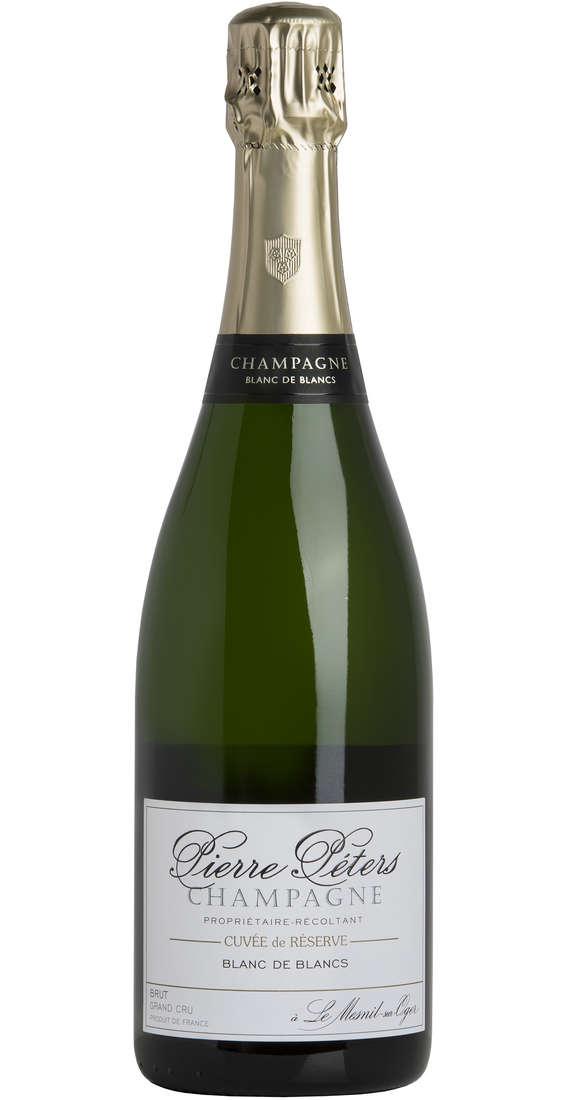 Champagne Blanc de Blancs Cuvée de Reserve