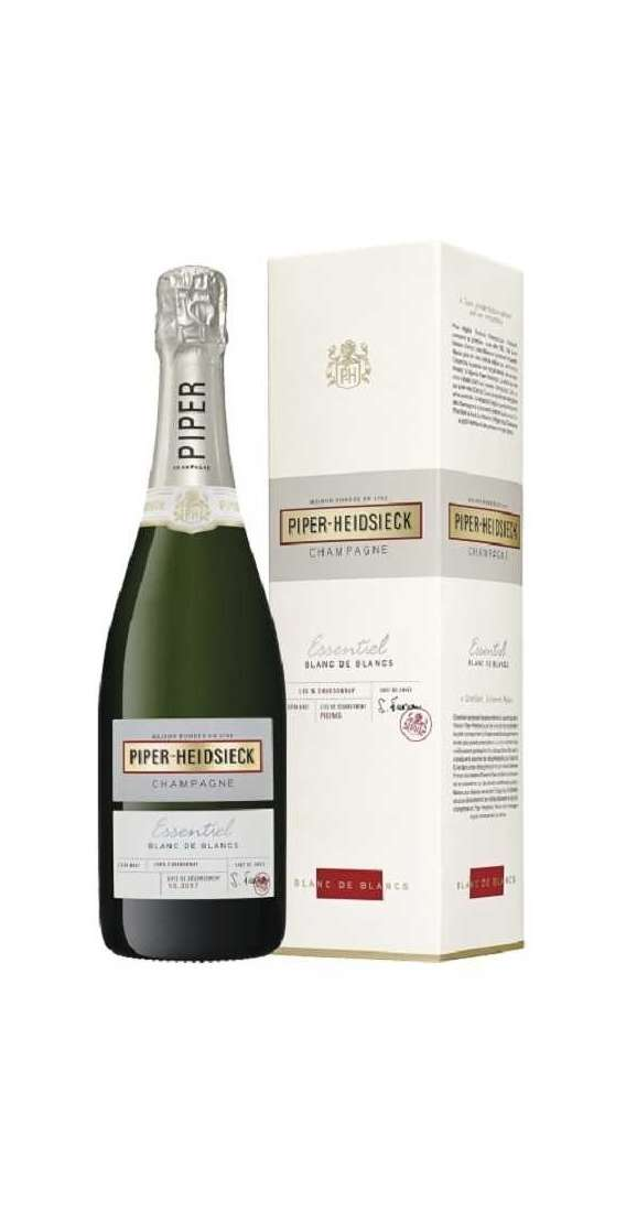 Champagne Blanc De Blancs Essentiel Astucciato