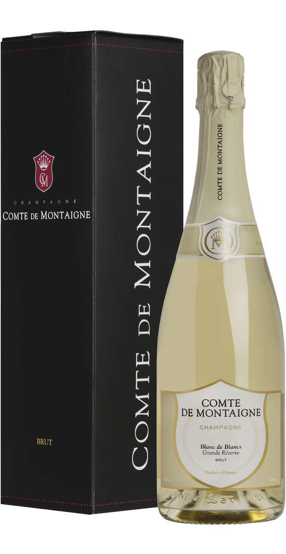 Champagne Blanc de Blancs Grande Reserve Brut Astucciato