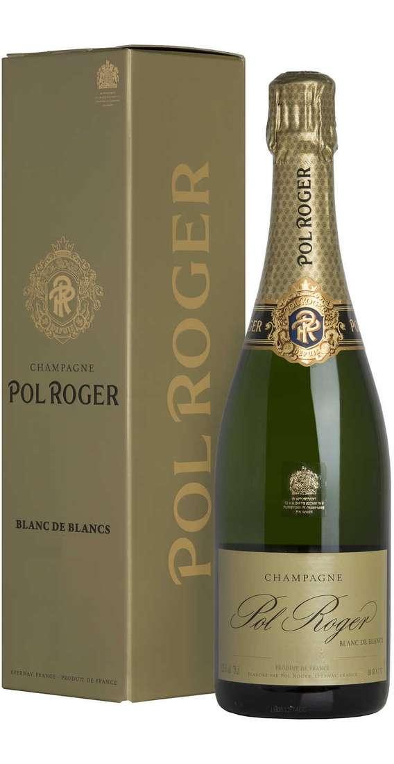 """Champagne Blanc de Blancs """"Vintage"""" Astucciato"""
