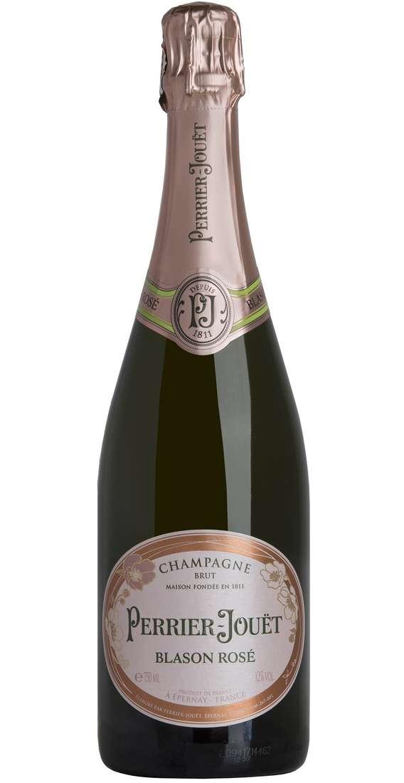Champagne BLASON ROSÉ