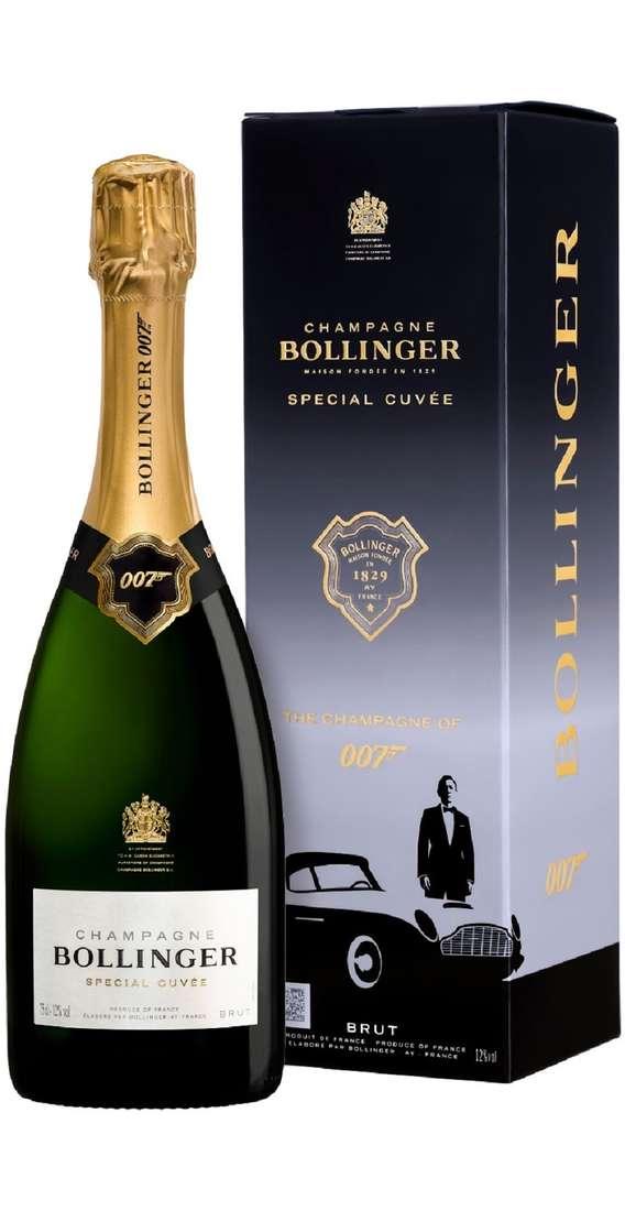 "Champagne Bollinger Special Cuvée ""007"" Astucciato"