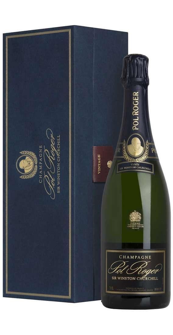 "Champagne Brut 2009 ""SIR WINSTON CHURCHILL"" In Cofanetto"