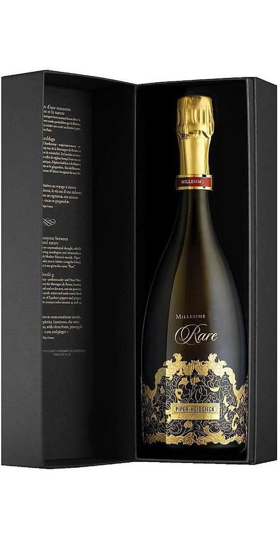 "Champagne Brut Cuvée Millesimée ""RARE"" 2006 in cofanetto"