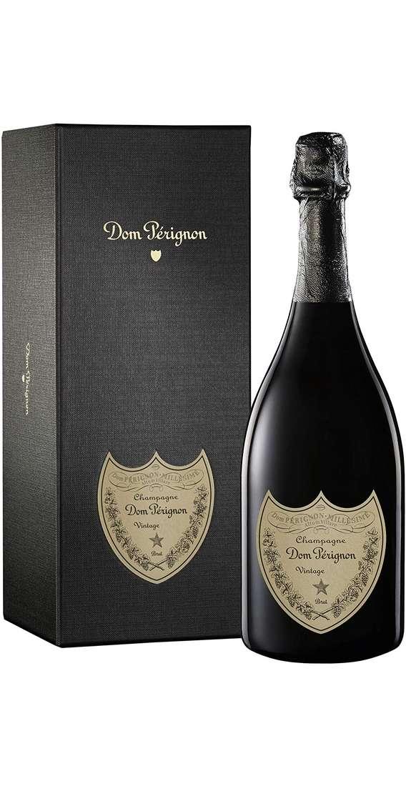 Champagne Brut Dom Perignon In Cofanetto