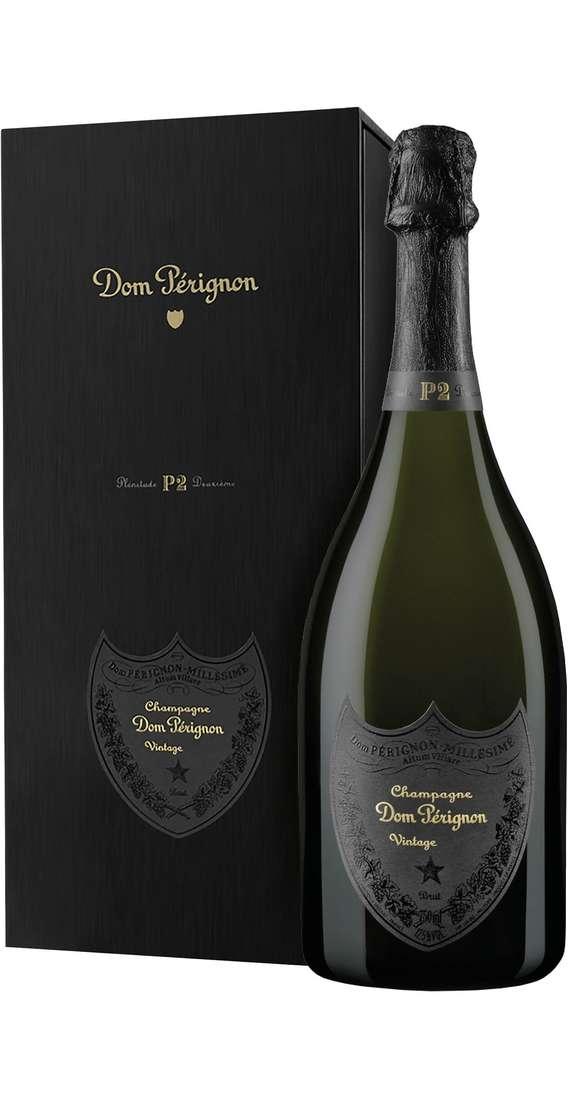 Champagne Brut Dom Perignon P2 2002 in Cofanetto