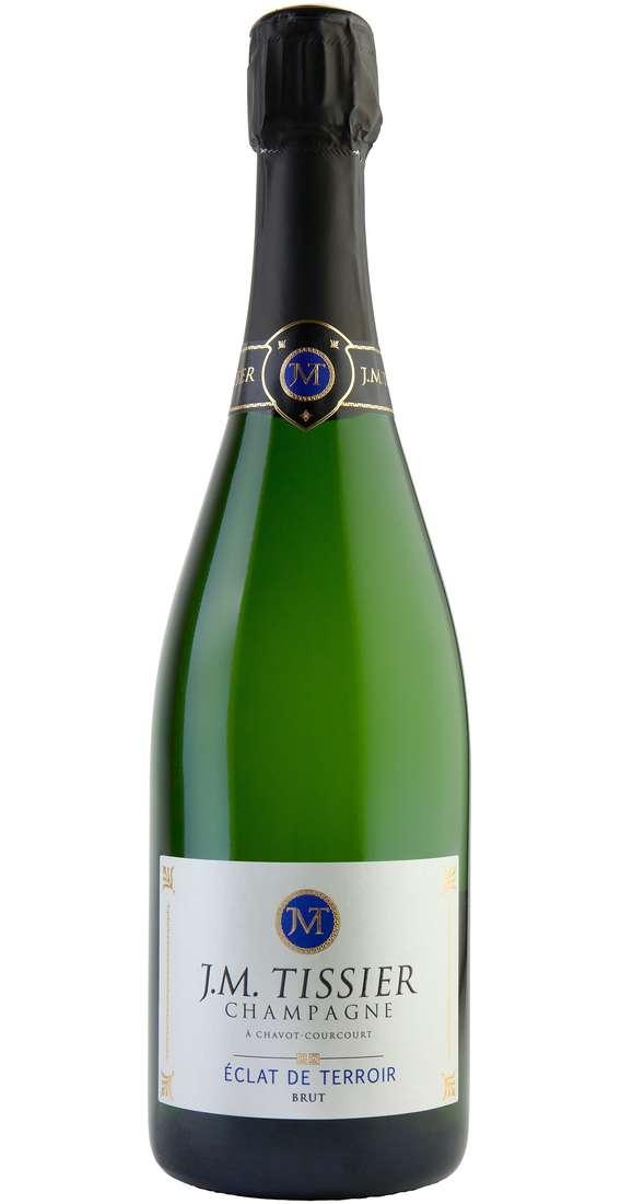 """Champagne Brut """"ECLAT DE TERROIR"""""""