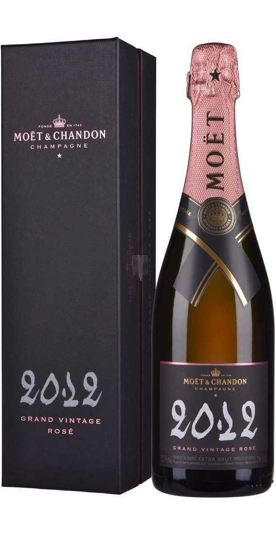 "Champagne Brut ""GRAND VINTAGE ROSE' 2012"" Astucciato"