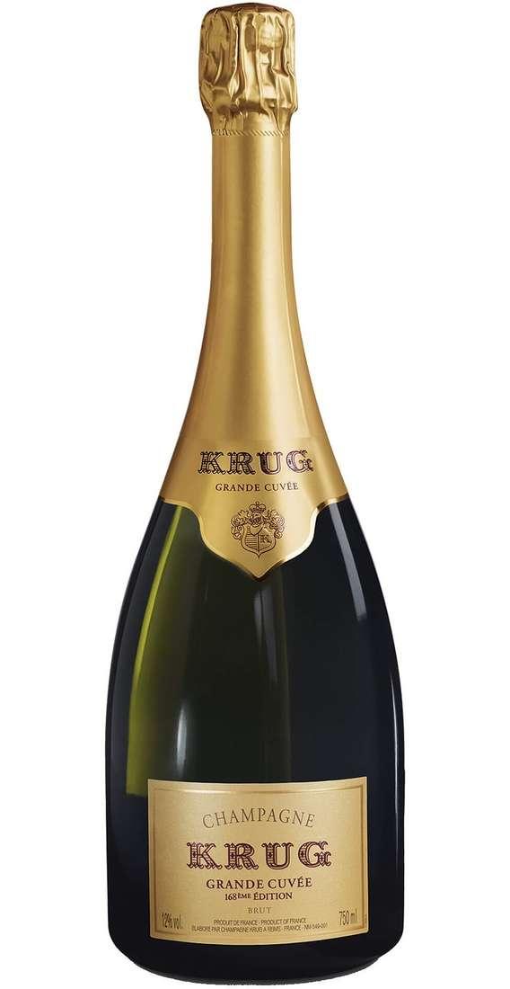 Champagne Brut GRANDE CUVÉE