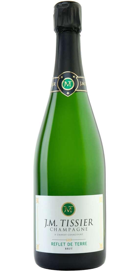 "Champagne Brut ""REFLET DE TERRE"""