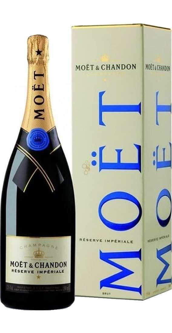 "Champagne Brut ""RESERVE IMPERIALE ""Astucciato"